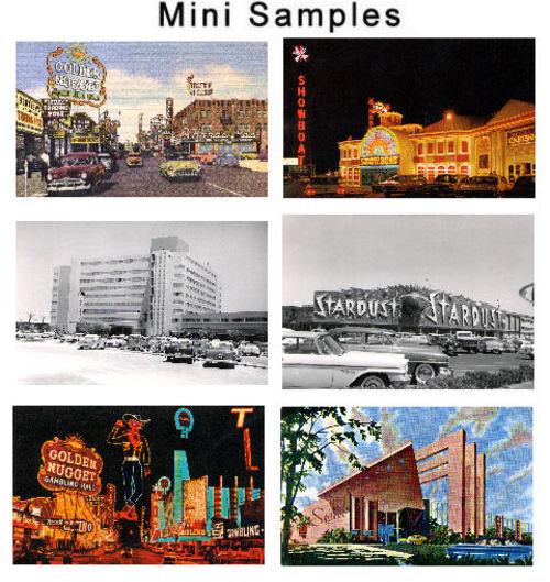 Pay for Vintage Las Vegas Images 400