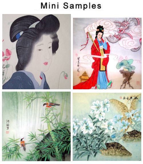 Pay for Vintage Oriental China & Japan Imagies 3,000