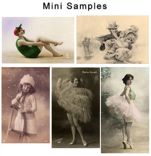 Pay for Vintage images Set1 1,300