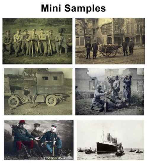 Pay for Vintage World War I Images over 3,000