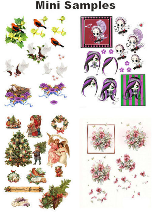 Pay for Decoupage Arts & Crafts Images Vol1 Part1