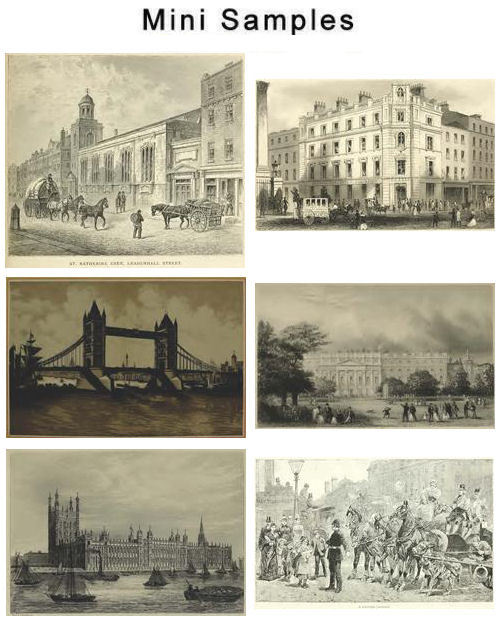 Pay for Vintage London Images.HQ 367