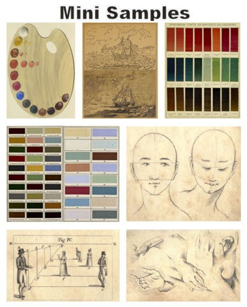 Pay for All About Oil Painting Vintage PDF books