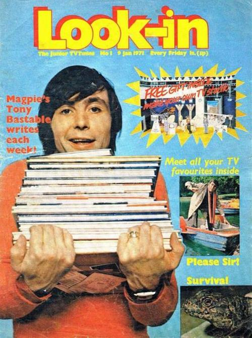 Pay for UK COMICS LOOK-IN COLLECTION OF OVER 100 OF THE 1970s