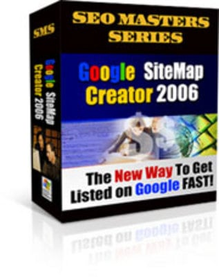 Pay for Google Site Map Creator  - Resell and Private Label Right