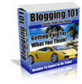 Thumbnail Blogging To Success: Using Blogs To Generate Traffic - PLR