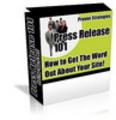 Thumbnail PRESS RELEASE YOUR SITE TO SUCCESS - MRR/PLR