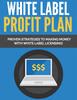 Thumbnail White Label Profit Plan - PLR