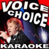 Thumbnail Karaoke: Rod Stewart  - I Can't Get Started (Key-E) (VC)