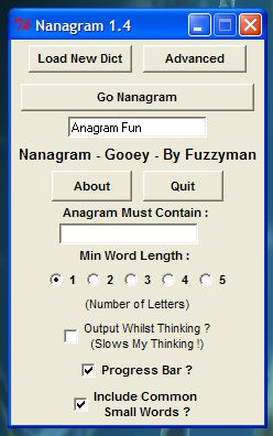 Pay for Nanagram Standalone Executable