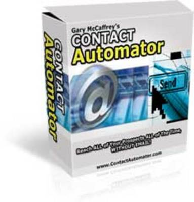 Pay for Brand New Contact Automator with MRR Limited time!