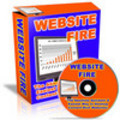 Thumbnail WEBSITE FIRE,CONTENT RICH SITES PLR