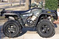 Thumbnail Arctic Cat 250-500 Atv 2004 Service Repair Manual