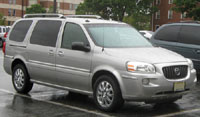 Thumbnail Buick Terraza 2005-2007 Service Repair Manual