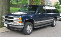 Thumbnail Chevrolet Suburban 1992-1999 Service Repair Manual