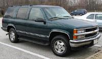 Thumbnail Chevrolet Tahoe 1992-1999 Service Repair Manual