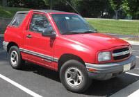 Thumbnail Chevrolet Tracker 1999-2004 Service Repair Manual