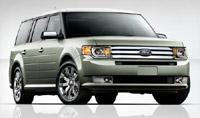 Thumbnail Ford Flex 2009-2011 Service Repair Manual