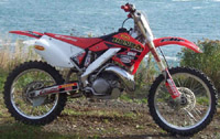 Thumbnail Honda Cr250r 2000-2001 Service Repair Manual