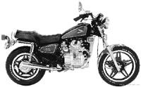 Thumbnail Honda Cx500c 1978-1986 Service Repair Manual