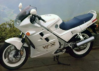 Thumbnail Honda Vfr750f Rc24 1986-1989 Service Repair Manual
