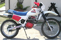 Thumbnail Honda Xl125 Xl200 Xr125 Xr200 1979-1987 Service Repair Manual