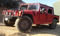 Thumbnail Hummer H1 1992-2004 Service Repair Manual