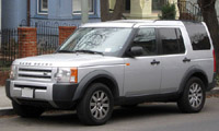 Thumbnail Land Rover Discovery 3 2004-2008 Service Repair Manual