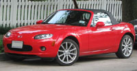 Thumbnail Mazda Miata Mx-5 2006-2009 Service Repair Manual