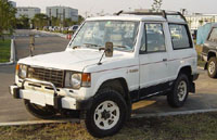 Thumbnail Mitsubishi Montero Pajero 1982-1991 Service Repair Manual