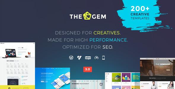 Thumbnail TheGem - Creative Multi-Purpose High-Performance WordPress Theme