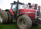 Thumbnail Massey Ferguson Service MF 8100 Series Service Manual