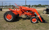 Thumbnail Allis Chalmers D-19 and D-19 Diesel Tractor Service Manual