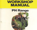 Thumbnail Lister Petter PH Range PH1 PH2 PH1W PH2W Engines Complete Workshop Service Repair Manual DOWNLOAD