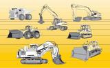 Thumbnail Liebherr R9250 Hydraulic Excavator Service Repair Workshop Manual DOWNLOAD