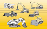 Thumbnail Liebherr R974 R984 Tracked Excavator Service Repair Workshop Manual DWONLOAD