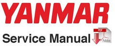 Thumbnail Yanmar C50R-3 (R) Crawler Carrier Service Repair Workshop Manual