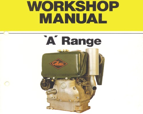 Pay for Lister Petter A Range AB1 AC1 AC1Z AC1ZS AC2 AB1W AC1W AC2W Engines Complete Workshop Service Repair Manual