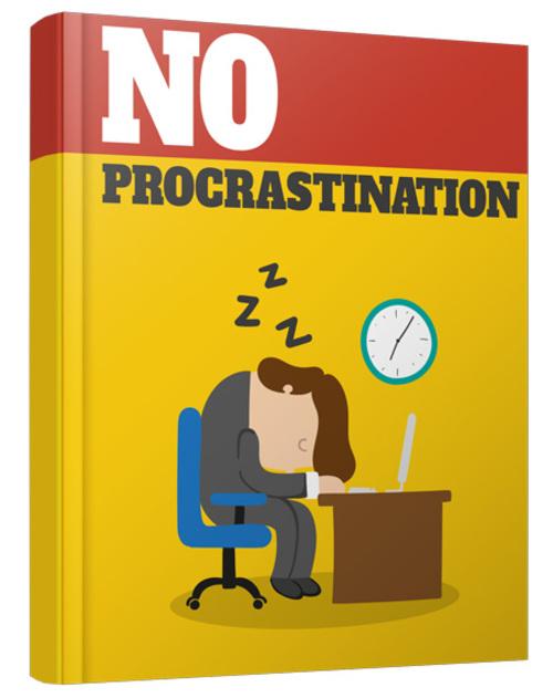 Pay for No Procrastination
