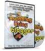 Thumbnail Create An AutoBlog Using Blogger