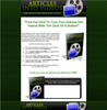 Thumbnail Turn Articles to Videos with a click - PLR