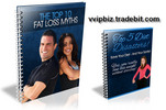 Thumbnail The Top 10 Fat Loss Myths + Top 5 Diet Disasters