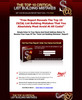 Thumbnail Top List Building Mistakes With Premium Squeeze Page Template