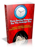 Thumbnail Time Saving Strategies For The Average Guy - Viral eBook (MRR)