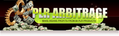 Thumbnail PLR Arbitrage with Private Label Rights License
