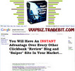 Thumbnail Rogue Clickbank Profits Plugin - PLR