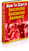 Thumbnail How to Start a Successful Restaurant Business, PLR