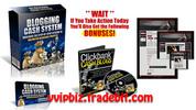Thumbnail Blogging Cash System Unrestricted PLR