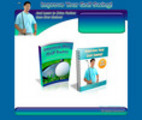 Thumbnail Golf Minisite Template + PLR  eBook +  Golf Articles