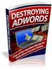 Thumbnail Destroying Adwords PLR Ebook